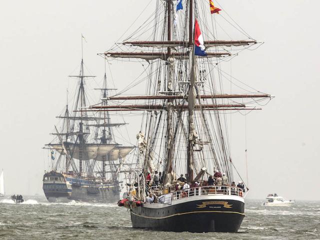 Waarom een uitstap naar Den Helder niet gek is