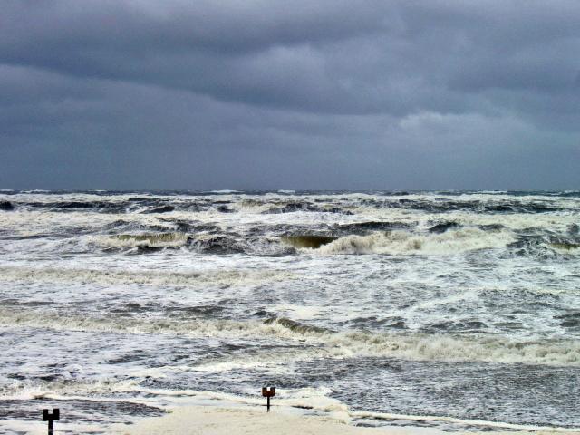 Storm op Texel: vier spectaculaire kijktips